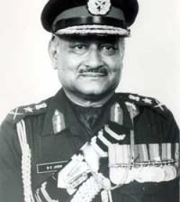 General B C Joshi