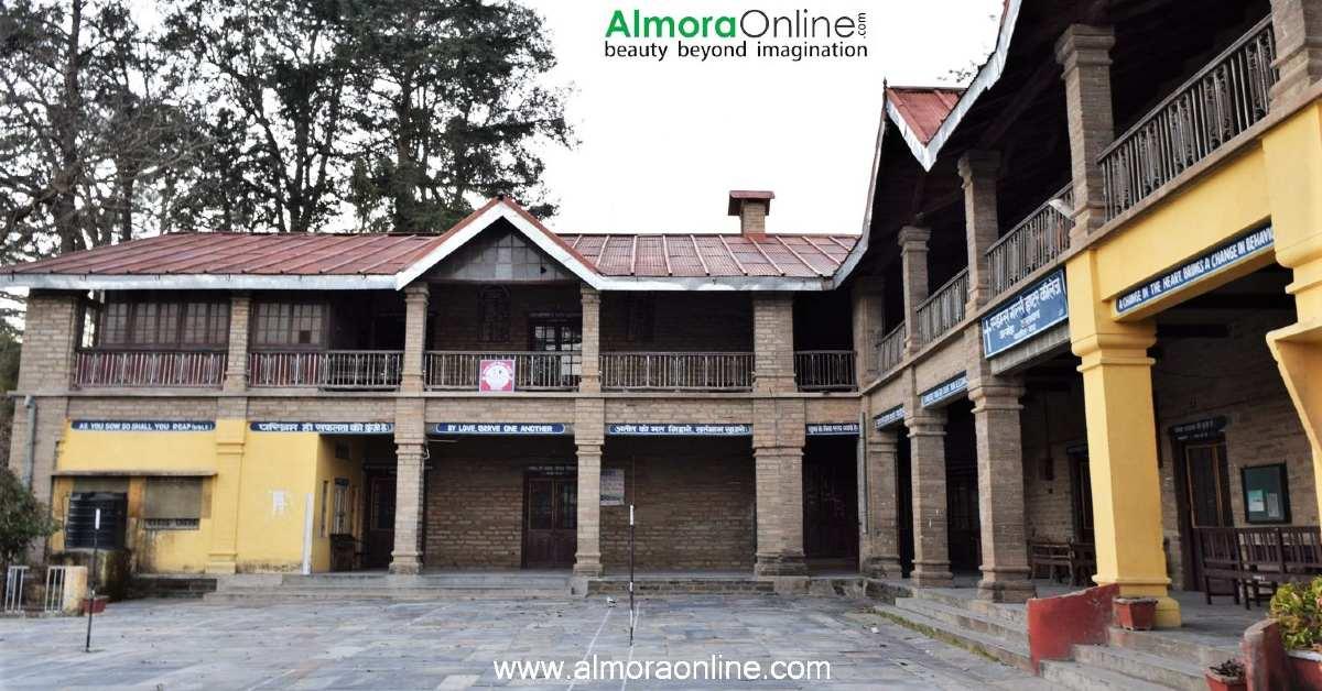 Adms Girls Inter College Almora