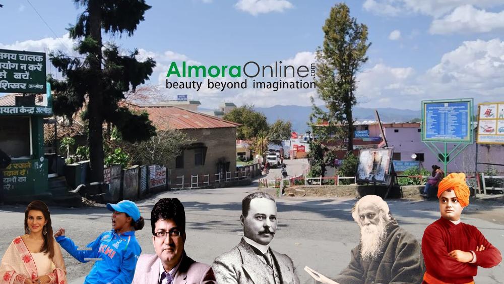 Almora personalities