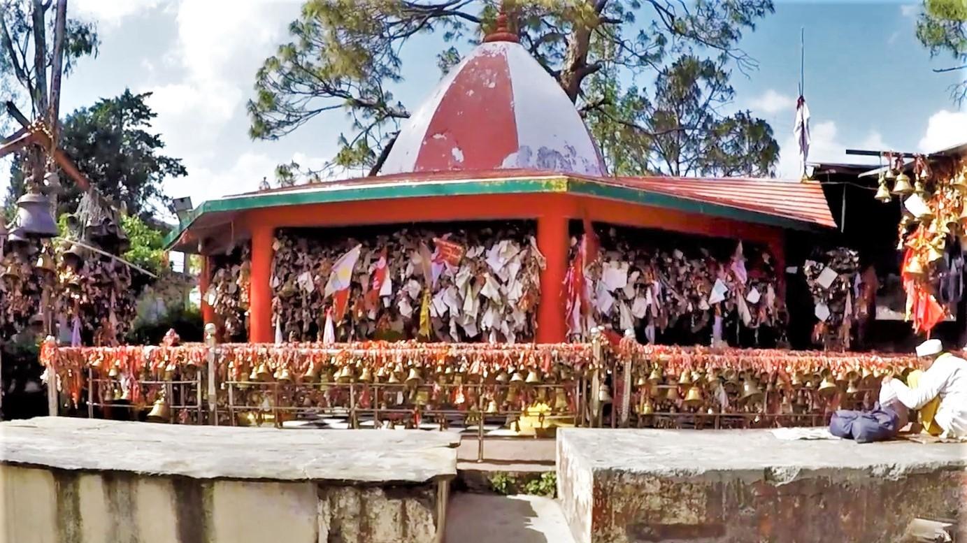 Chitai Temple Almora