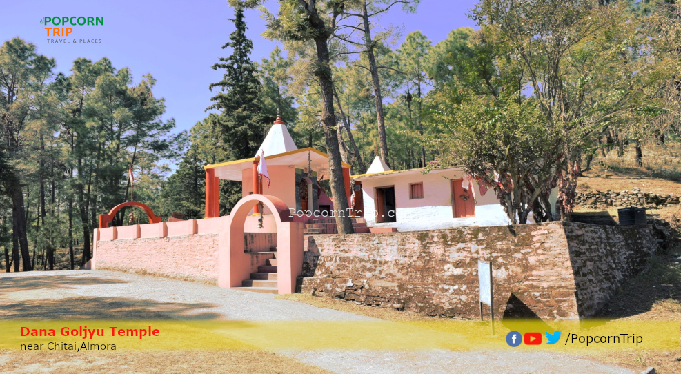 Dana Golu Temple