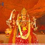 -Goddess-Durga-at-Kasaar-Devi-Temple