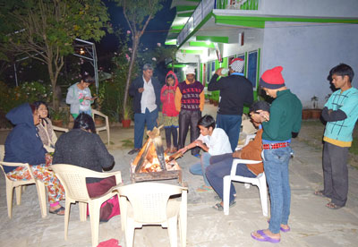 Maa Anandmayi Guest House