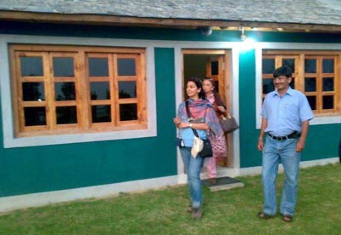 Binsar Eco Camp