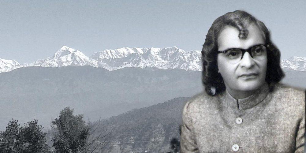 कविराज सुमित्रानंदन पंत