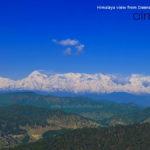 Himalaya View from Deena Paani