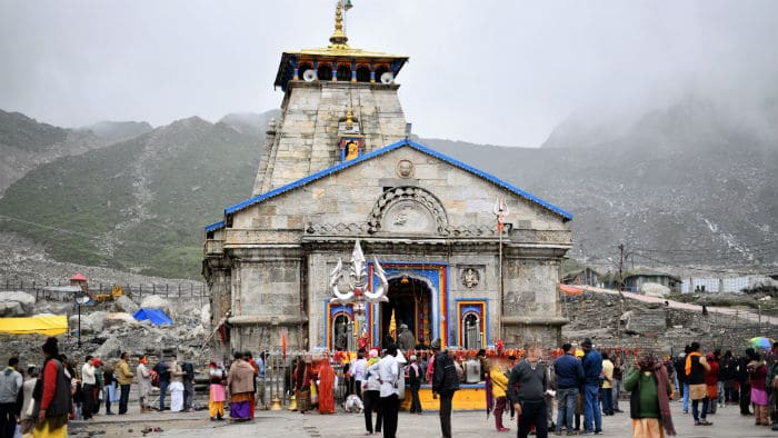 kedarnath lord shiva temple