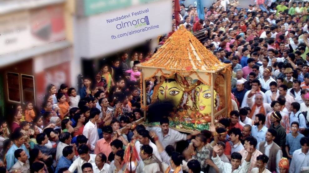 Nanda Devi Fair