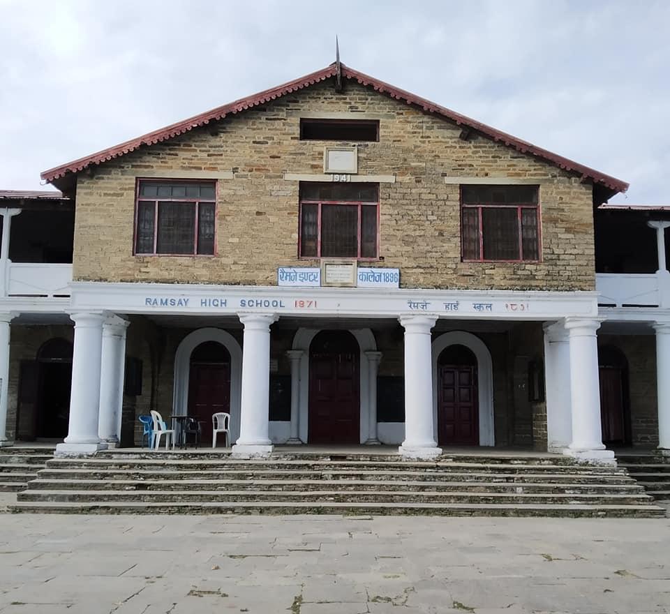 Ramsay Inter College, Almora.