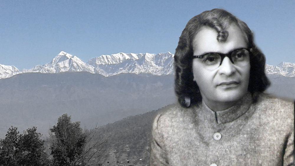 Sumitra Nandan Pant Kausani
