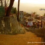 towards Badreshwar from court, Almora
